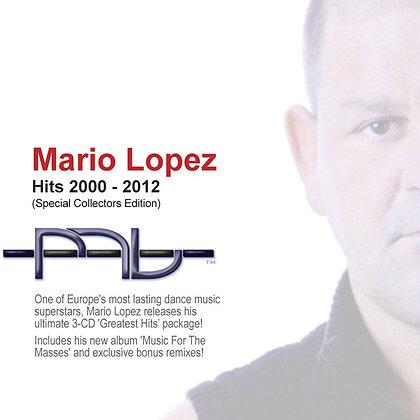 CD Mario Lopez - Hits 2000-2012