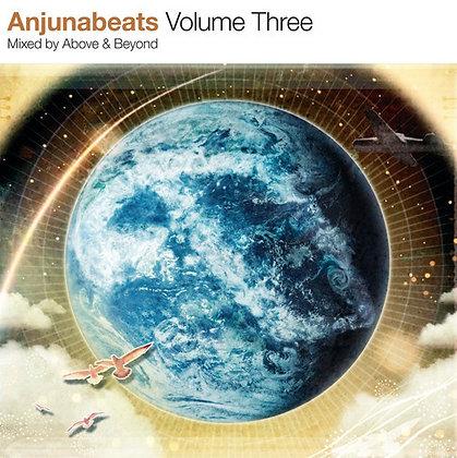 CD Anjunabeats Vol.3