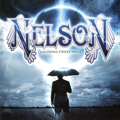 CD Nelson - Lightning Strikes Twice
