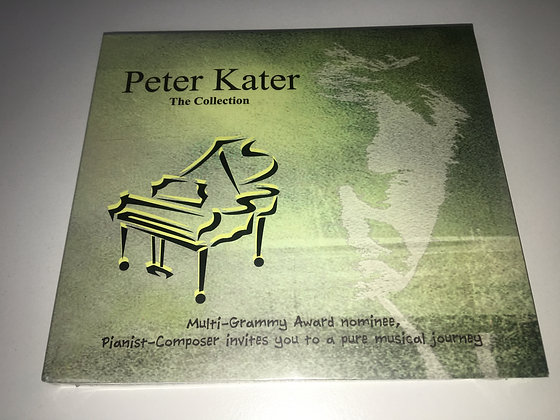 CD Peter Kater - The Collection