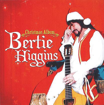 CD Bertie Higgins - Christmas Album