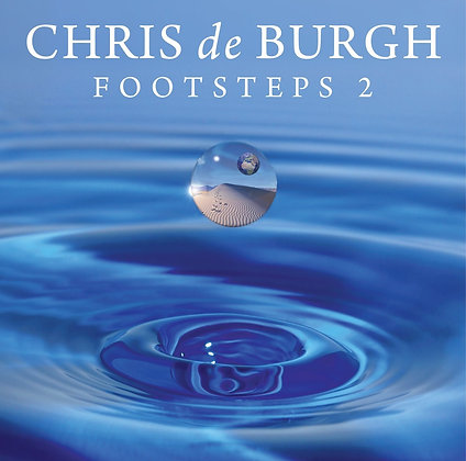 CD Chris De Burgh - Footsteps 2