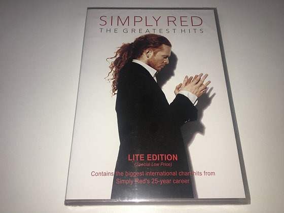 CD Simply Red - The Greatest Hits (Lite Edition)