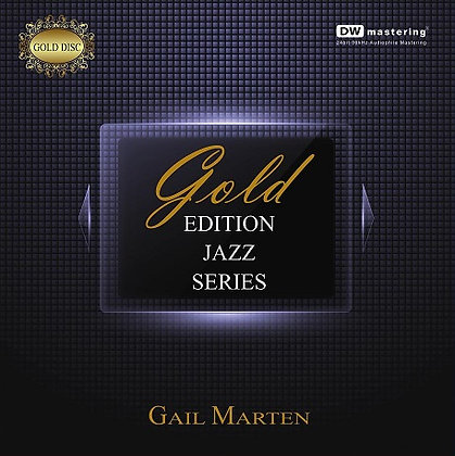CD Gold Edition Jazz Series Gail Marten