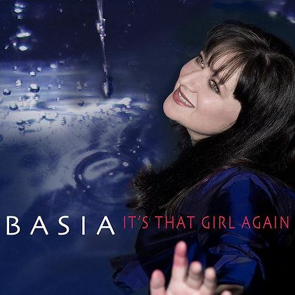 CD Basia - It's That Girl Again