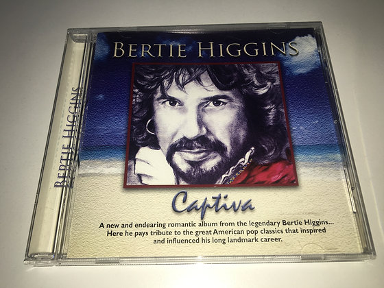 CD Bertie Higgins - Captiva