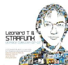 CD Leonard T & Starfunk Ultimate Collection 02-12
