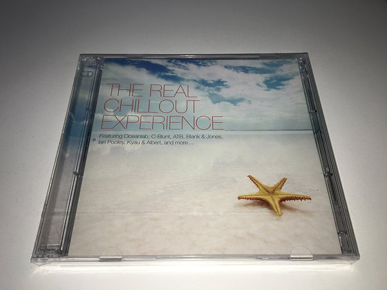 CD The Real Chillout Experience