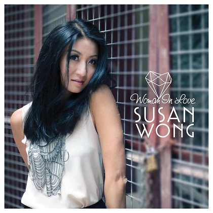 Susan Wong - Woman In Love (LP)