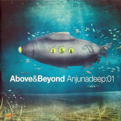 CD Anjunadeep 01
