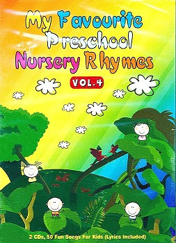My Favourite Preschool Nursery Rhymes vol.4