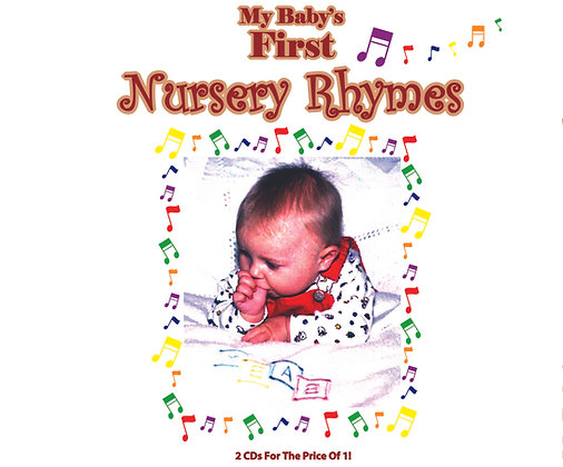 CD My Baby's First Nursery Rhymes