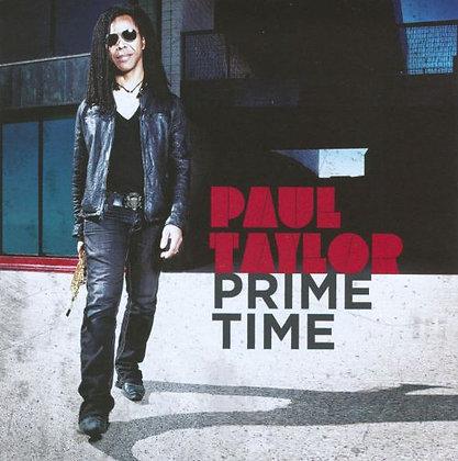 CD Paul Taylor - Prime Time