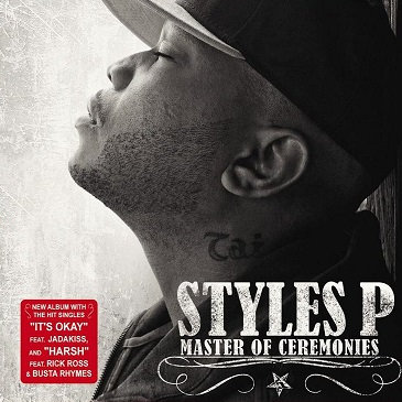 CD Styles P - Master of Ceremonies