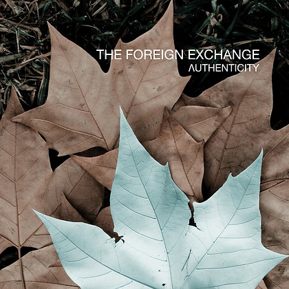CD The Foreign Exchange - Authenticity