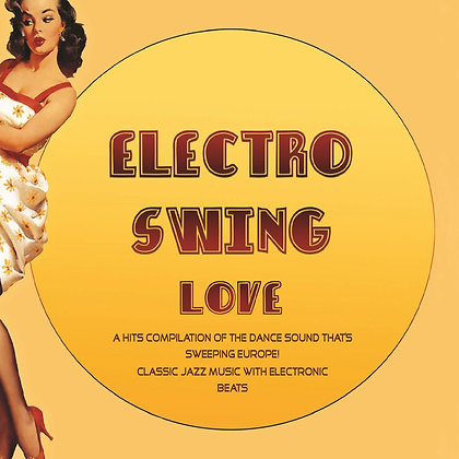 CD Electro Swing Love