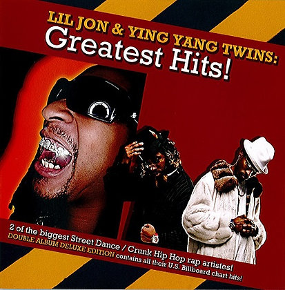 CD Lil Jon & Ying Yang Twins : Greatest Hits!