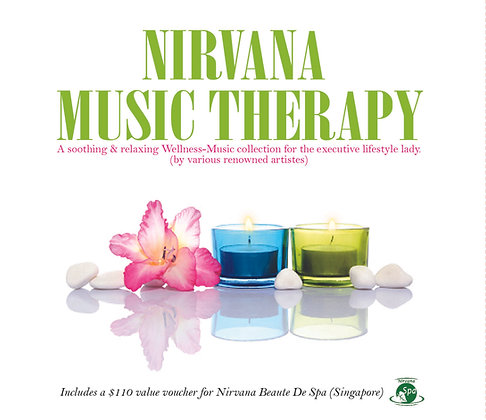CD Nirvana Music Therapy