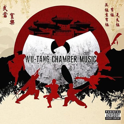 CD Wu-Tang - Chamber Music
