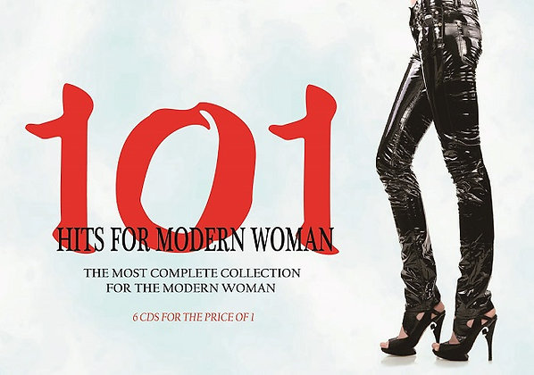 CD 101 Hits for Modern Woman