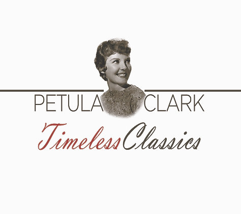 CD Petula Clark - Timeless Classics