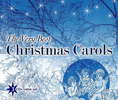 CD The Very Best Of Christmas Carols