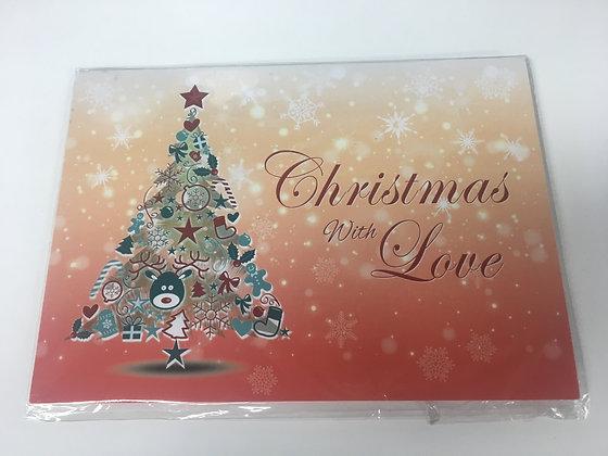 CD Christmas With Love