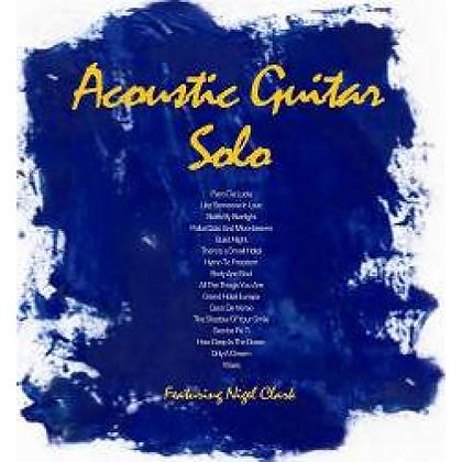 CD Acoustic Guitar Solo