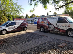 Stocked vans Glendale AZ Electrician