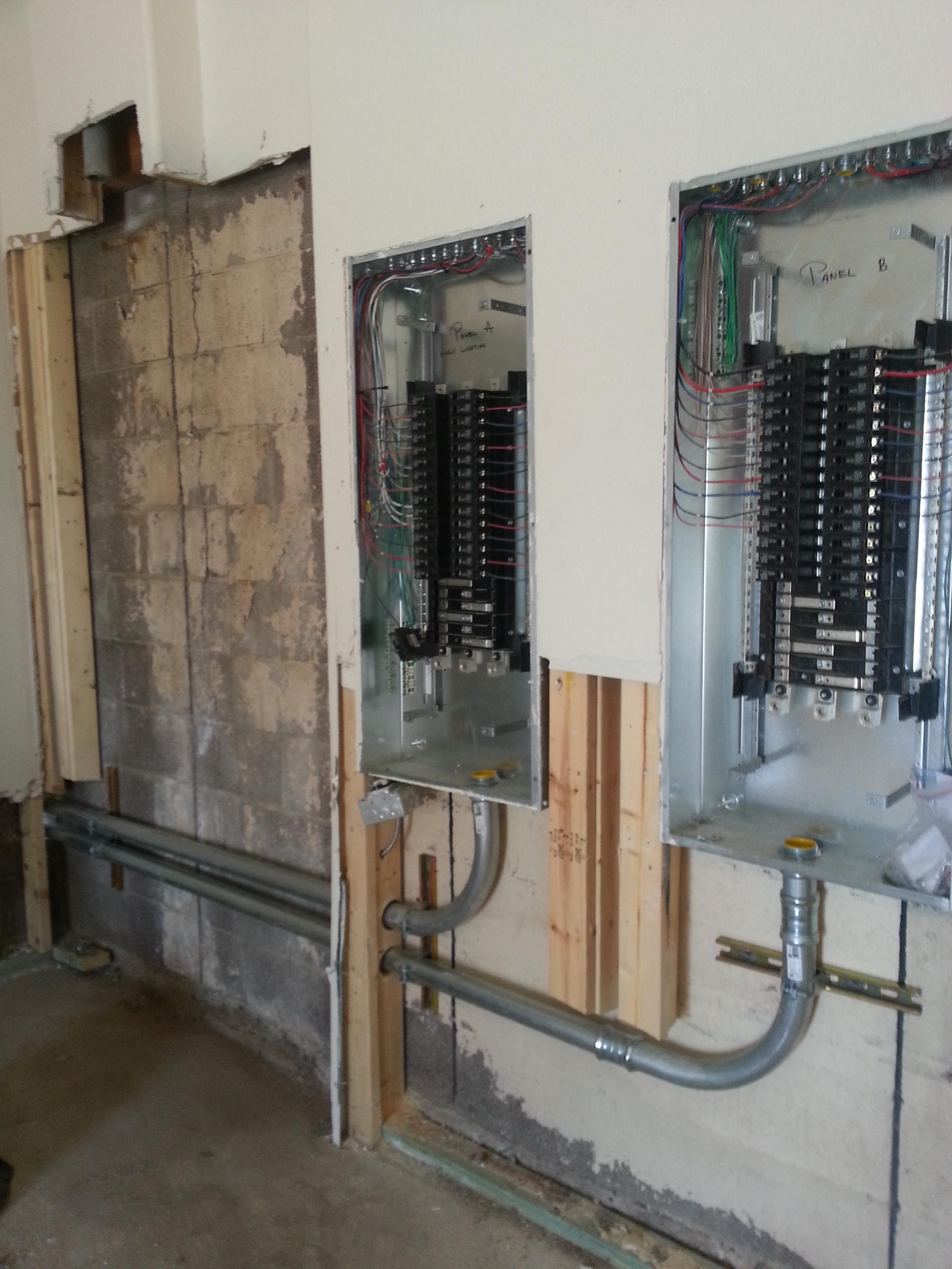 Commercial Panel Install Glendale AZ