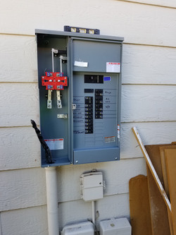 Electrical Panel change Electrician