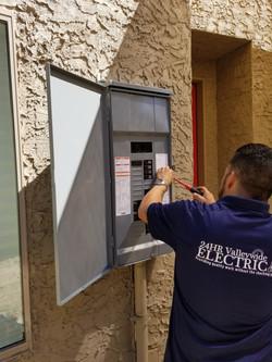 Electrical Panel electrician Glendale AZ