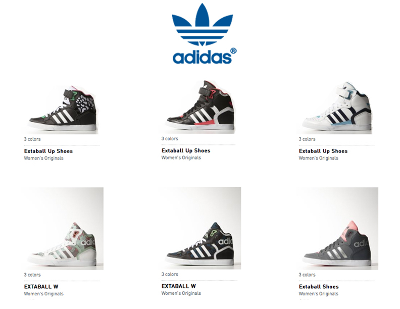 adidas women high-tops