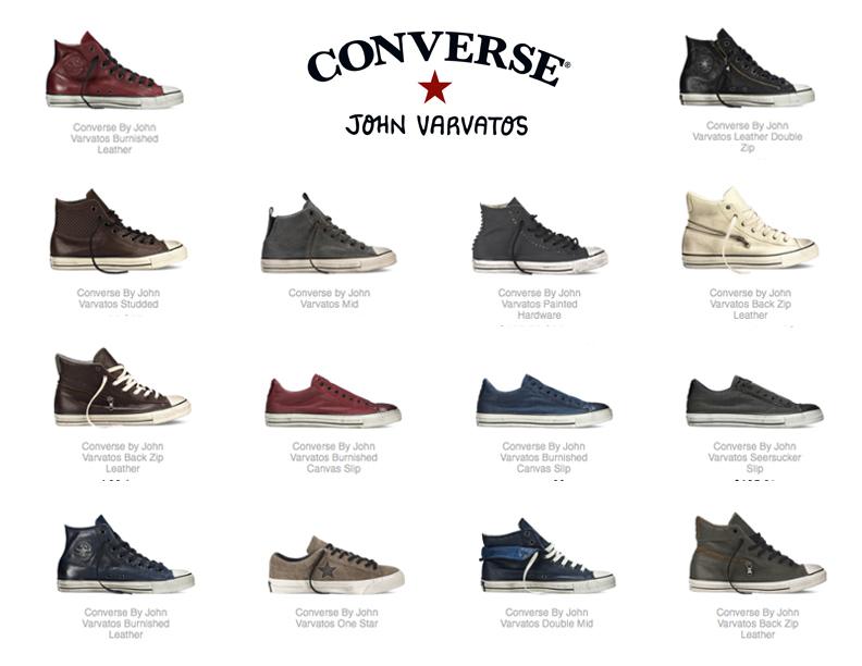 Converse Varvatos