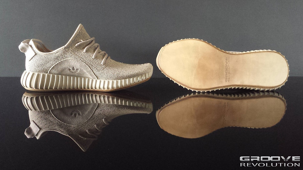 YZY x Groove Soles by the Groove Revolution (GRV)
