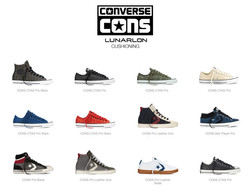 Converse CONS with Lunarlon