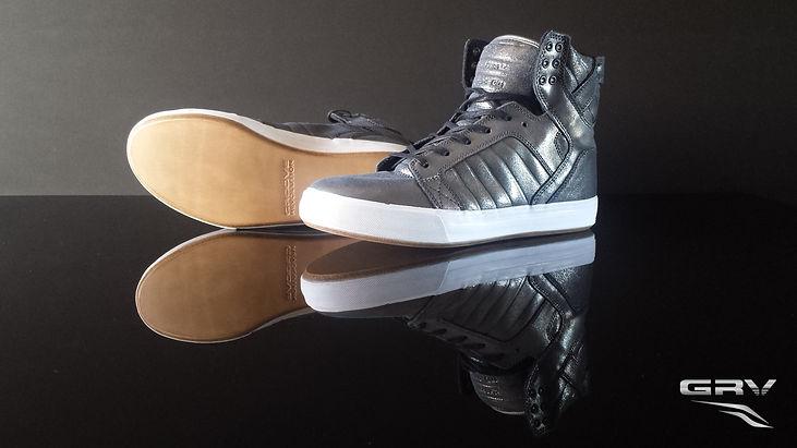 Groove Soles x Adidas Superstar Pharrell