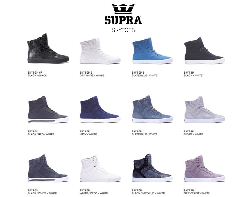 SUPRA Skytops