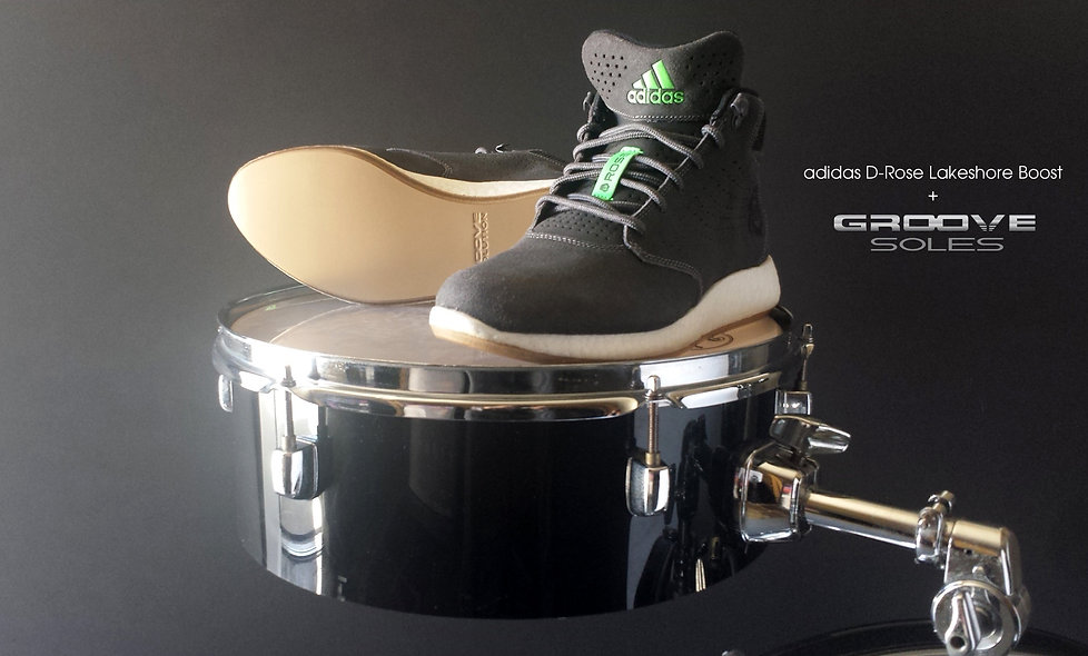 Groove Soles by Groove Revolution shoes JUST GROOVE