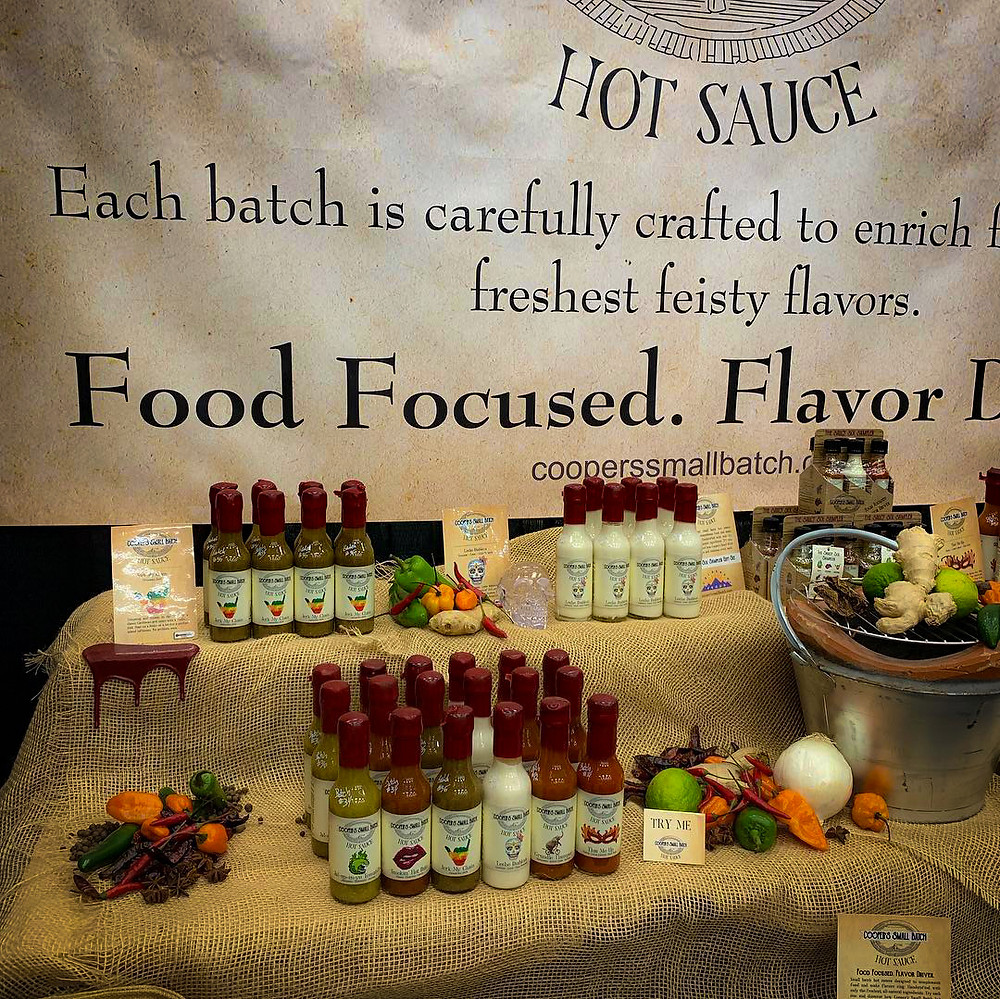Best Colorado Hot Sauces from Cooper's Small Batch Hot Sauce