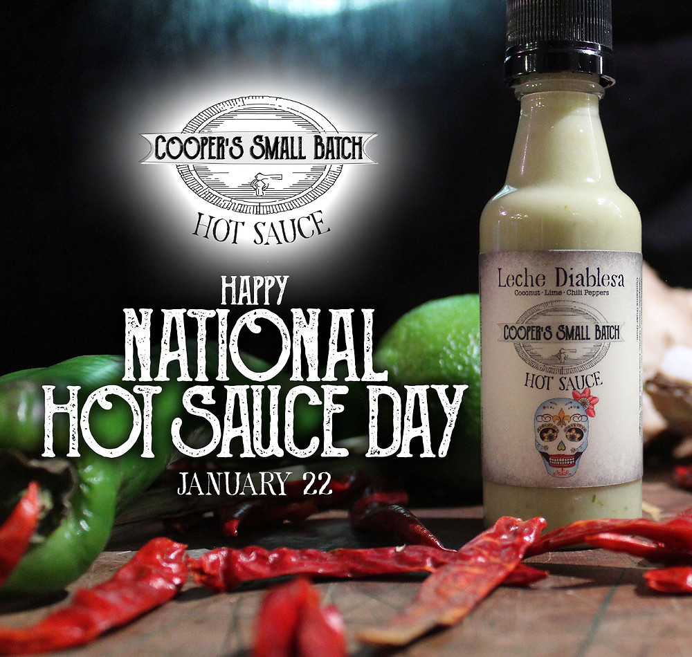 National Hot Sauce Day