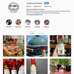 Colorado Hot Sauces on Instagram