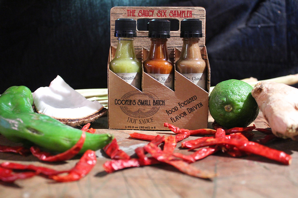 Denver Hot Sauce gift set