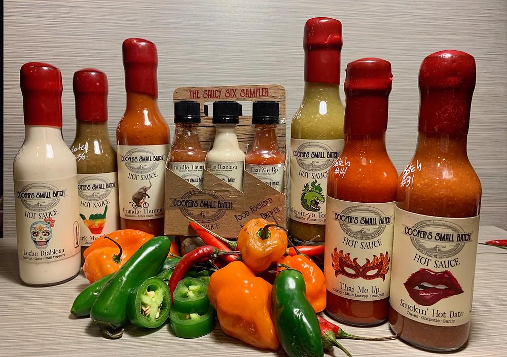 Healthy Hot Sauce Ingredients