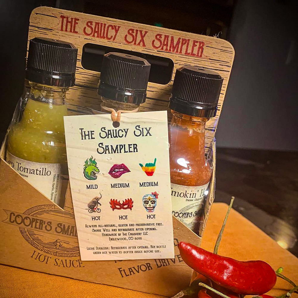 Valentine's Day Food Gifts - Colorado Hot Sauce