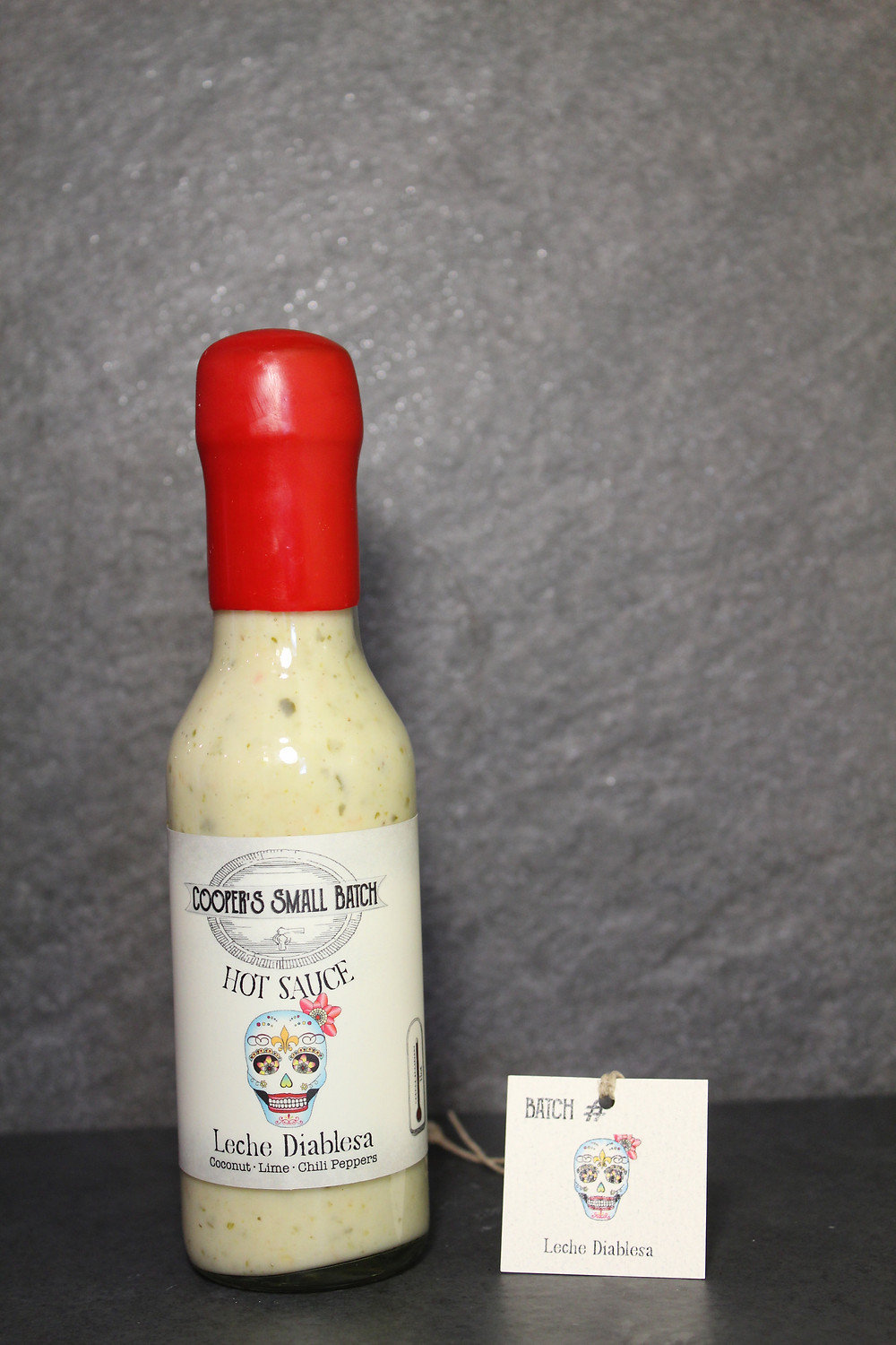 Colorado Hot Sauce Companies - White Hot Sauce