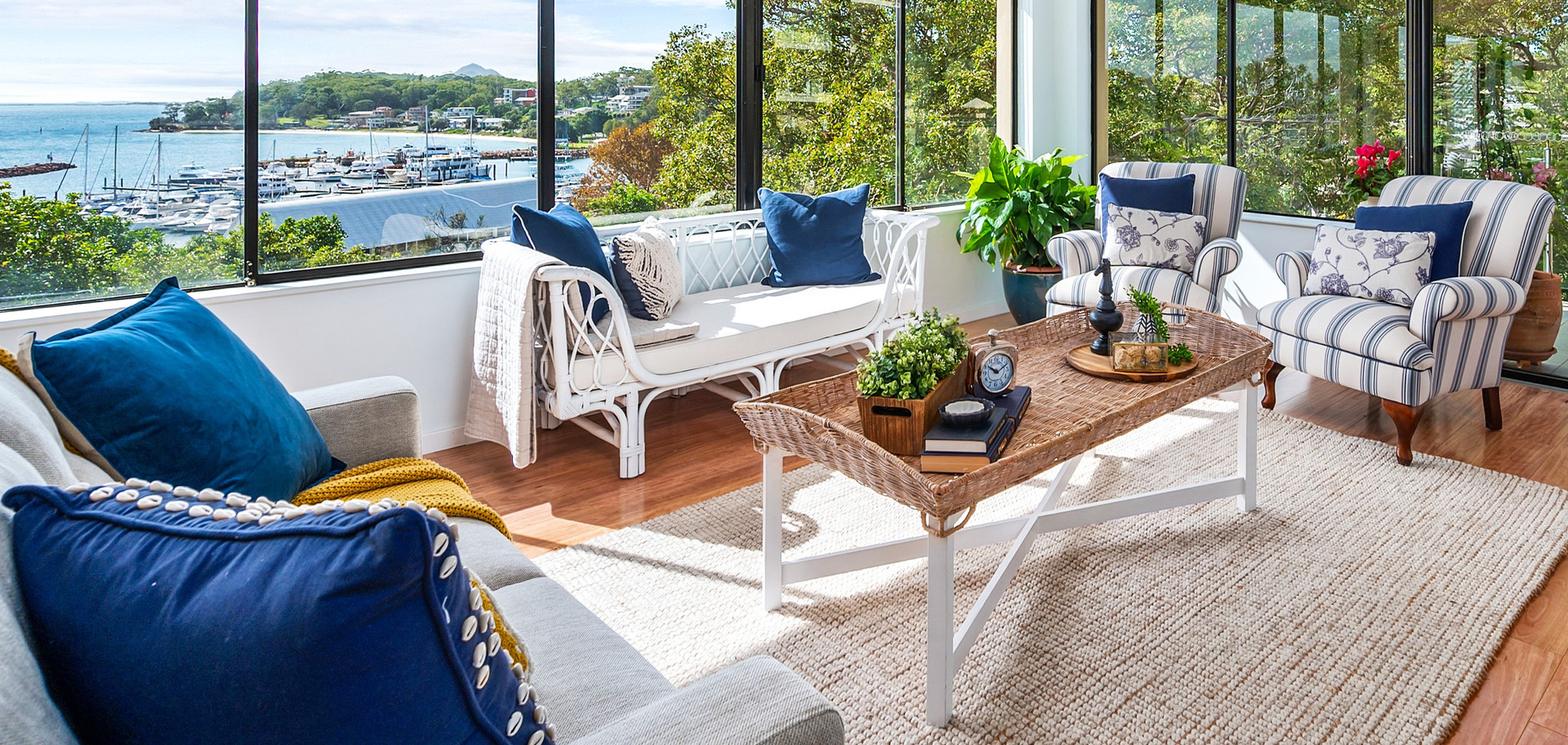 Loungeroom styling nelson bay