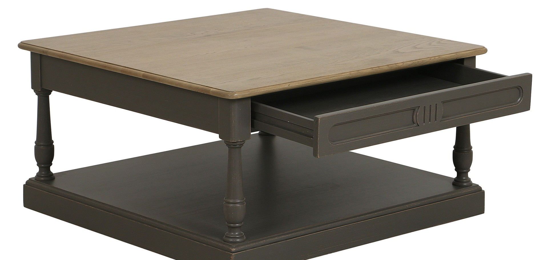 bourgeois-style coffee table