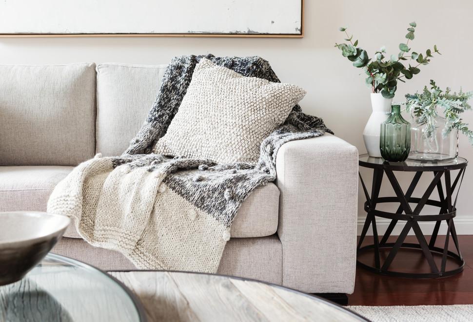 Sofa setting