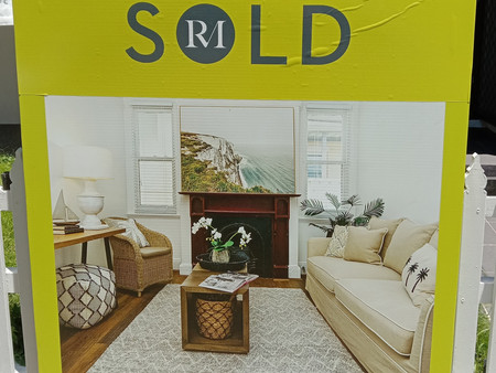 Staging a home to sell, better returns and quicker results - A compelling case